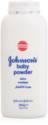 Johnson and Johnson Baby Powder Talc 200 g