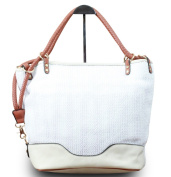 My-Musthave Women's Tote Bag White WHITE Medium