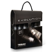Termix Evolution Plus - Pack of 5 Thermal Brushes, Special for Thick Hair