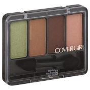 Cover Girl Eye Enhancers Shadow 4 Kit Gold Mine (Pack of 3) by Proctor and Gamble