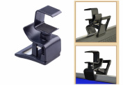 Mini Ajustable Camera Clip Wall Mount Stand Holder Clamp For Sony Playstation 4 PS4 Accessories