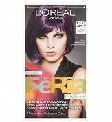 THREE PACKS of L'Oreal Paris Feria By Preference P38 Violet Vendetta