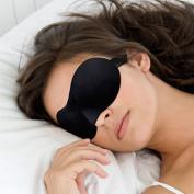 Bositools Soft Travel Sleep Rest 3D Eye Shade Sleeping Mask Sleep Mask Cover Blinder Aid Eyemask