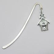 Nest House Bookmark -Charm Bookmark - Nest House Bookmark Teachers Gift Best Gift for Reader by nickyxia