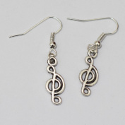 Music Note Earrings Music Note Earrings Jewellery Best Gift for Woman Everyday Gift