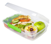 Sistema Bento Lunch Box to Go, Green