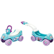 Disney Frozen Happy Hauler 2-in-1 Waggon and Ride On