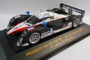 Ixo 1/43 Scale GTM063 PEUGEOT 908 HDI FAP #8 WINNER VALENCIA 2007