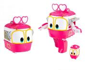 "Animation characters «sELLY jouet enfant enfant robot train korean animation ""transformer"" robot caractère train"