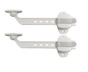 2 x IKEA PATRULL CHILD PROOF WINDOW SAFETY CATCH