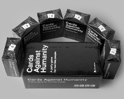 Cards Game Against Humanity UK Edition Base Pack Set + 1st, 2nd, 3th, 4th, 5th, 6th Expansions