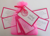 Hen Party Game - What Am I cards (Riddle based game full of innuendo Excellent Hen Night idea) Get your night going with Hen Party Games.