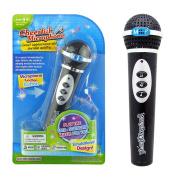 SevenMye 1 Pcs Microphone Toy Mic Karaoke Singing Musical Toy
