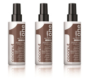 Uniq One Coconut Hair Treatment 150 ml All in One x 3