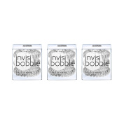 invisibobble Crystal Clear Bobbles 1 Pack of 9