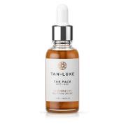 Tan-Luxe The Face Anti-Age Rejuvenating Self-Tan Serum Drops 30ml - Light/ Medium