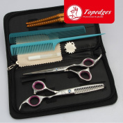 Topedges Professional Hair Cutting Tools Set