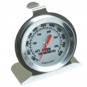 First4Spares High Temperature Stainless Steel BBQ Thermometer