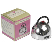 Silver Kettle Kitchen Cooking Timer