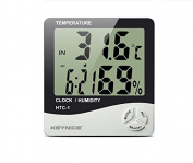 Indoor Humidity Thermometer