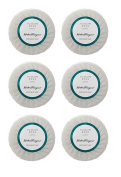Salvatore Ferragamo Tuscan Soul Convivio Pleated Soaps - Set of 6, 50 gm soaps