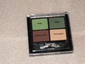 Jane Eye Zing Carry Along Eye Shadow Quad 10 Green by Unknown