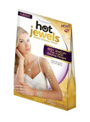 Hot Jewels Metallic Temporary Tattoos Body Jewellery (Classic Collection) by Hot Jewels