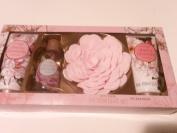 Gift Bath Set Cherry Blossom