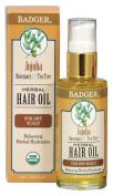 Badger hair oil jojoba