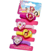 "Joy Toy ""Mia and Me"" 4 Motives Hair Bands"