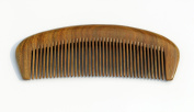 Hair Comb - Handmade Comb For Beard, Moustache And Hair - Wood With Anti-Static