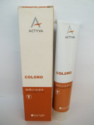 Original PPD-Free Kemon Actyva Coloro - Hair Colour Beauty Treatment - 60ml Tubes - Shade Selection
