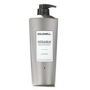 Goldwell Kerasilk Reconstruct Shampoo For Stressed and Damaged Hair 33.8 Oz