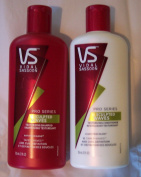 Vidal Sassoon Pro Series Sculptered Waves Shampoo & Conditioner 350ml Set