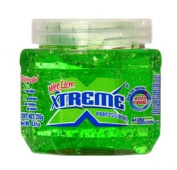Xtreme Professional Wet Line Styling Gel Extra Hold Green. 260ml