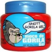 MOCO DE GORILA Rock Style Hair Gel, 280ml