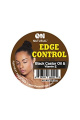 Organic Natural Edge Control Hair Gel - Black Castor Oil & Vitamin E