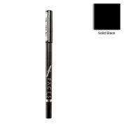 Faces Eye Pencil, Solid Black 02, 1.2g