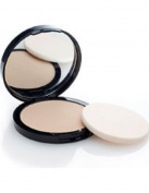 Mineral Makeup Pressed Powder Foundation SPF 15 - Hypoallergenic- with sponge