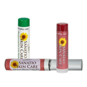 Sanatio Skin Care - Tinted Balm & Gloss Combo Pack - ABCSP