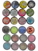 Adoro Decori Acrylic Glitter Powder Set #5