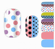 1 Sets Beauty Popular Hot Nail Art Wraps Stickers Decorations Decal Manicure Tools Flowers Foil Fashion Pattern NO.04
