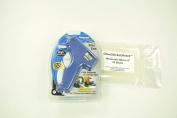 Hot Melt Mini 0.8cm X 10cm 25PK Glue Sticks & GSDGM-160 10W Glue Gun