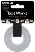 Grumpy Cat Tapeworks Craft Tape - 15m