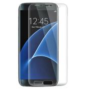 for Samsung Galaxy S7 Edge Screen Protector Binmer(TM) Genuine Full Coverage Tempered Glass Film Protector for Samsung Galaxy S7 Edge