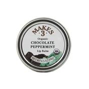 Makes 3 Organic Lip Balm, Chocolate Peppermint, 15ml