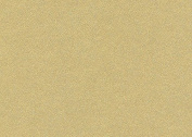 6 1/4 Square Metallic Blank Flat Cards - Curious Gold Leaf, 25 pack