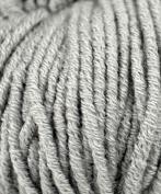 HiKoo - CoBaSi Knitting Yarn - Gun Metal Grey