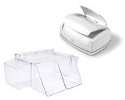 Prince Lionheart Premium Wipe Warmer with Dresser Top Nappy Organiser