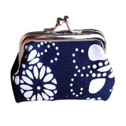 Wallet,toraway Lady Retro Vintage Mini Hasp Coin Purse Wallet Clutch Bag